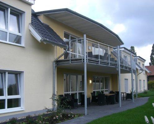 Altenwohnheim in Hamm